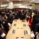 Den kinesiske middelklasse vokser, og et større økonomisk råderum hos kineserne kan være med til at give Apple et kinesisk salgs-boost.