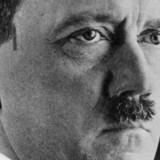 Flere af Wolfenstein-spillene afsluttes med, at man skyder Adolf Hitler (billedet), hvilket dog blev bortcensureret i de tyske versioner.