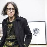 Den kontroversielle svenske kunstner Dan Park