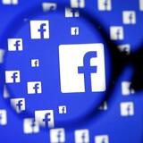 Arkivfoto: Facebook logo.
