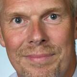 Kjeld Zacho Jørgensen, ny chef for Billund Lufthavn.