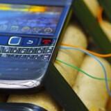 Mobilpriskrigen kan eksplodere igen efter næsten et år, hvor alle de store teleselskaber stille og roligt har fjernet de billigste abonnementer og lagt lidt mere i de større pakker for at få kunderne til at lægge lidt mere i pengekassen hver måned. Arkivfoto: Iris/Scanpix
