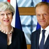 Arkivfoto. Mit første indtryk er, at det britiske tilbud ligger under vores forventninger, siger EU-præsident Tusk.
