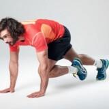 uro i kroppen efter træning