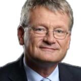 Formand for Alternative für Deutschland, Jörg Meuthen, kæmper en indædt kamp for at tæmme modstridende kræfter i partiet. Det omfatter især hans medformand, Frauke Petry. Foto: PR