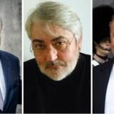 Lars Seier, Flemming Skouboe og Hans Michael Jebsen.