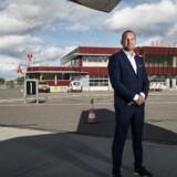 Peter J. Høgsberg har været direktør i Aarhus Lufthavn siden 2013.