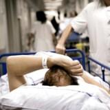 Debat om et usundt sundhedsvæsen (Foto: Linda Henriksen/Scanpix 2012)
