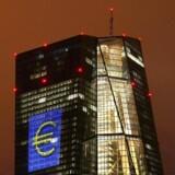 Arkivfoto. Investorerne frygter for et udsalg af europæiske virksomhedsobligationer på grund af udsigt til, at Den Europæiske Centralbank (ECB) skruer ned for sine obligationsopkøb.