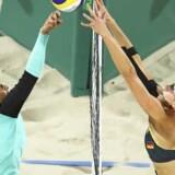 Reglerne for spilledragterne til beachvolleyball blev lempet op til OL i London i 2012, så det blev tilladt at have tildækkede arme og ben. Det gjorde man for at gøre sportsgrenen tilgængelig for flere kulturer, og resultatet er ikke udeblevet.