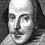 William Shakespeare døde i 1616. Han blev kendt for sine mange skuespil, heriblandt Romeo og Julie, Hamlet og Macbeth. Illustration: Iris.