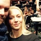 Selfie af Sofie Elkjær Jensen