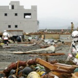 i 2011 blev Japan ramt af megaskælvet, som rystede hele nationen.