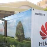 Kinesiske Huawei rykker mod vesten. Foto: Huawei