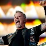James Hetfield og resten af Metallica udgiver album til fordel for Bataclan-ofre.