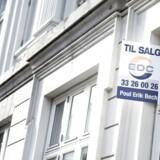 »De danske boligskatter er underlagt et skattestop, som ophober et stadig større efterslæb i de området, hvor ejendomspriserne er steget igen siden finanskrisen.« (Foto: Mathias Løvgreen/Scanpix 2015)