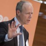 Telia har slået Telenor som næststørste teleselskab for det danske erhvervsliv. Administrerende direktør Jesper Brøckner er tilfreds. Foto: ITEK