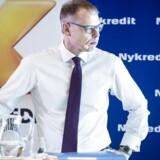 Michael Rasmussen, koncernchef i Nykredit