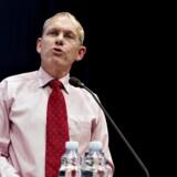 Martin Merrild, repræsentantskabsmedlem i Nykredit og formand for Landbrug & Fødevarer.