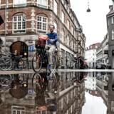 Arkivfoto: Både kalenderen og vejret er bevis for, at efteråret er nået til Danmark.