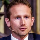 Kristian Jensen, Venstre. Ny udenrigsminister.
