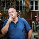 Peter Fredholt, ejer af Palæ Bar. Et af Københavns sidste åndehuller - Palæ Bar - lukker for rygning efter påbud fra Arbejdstilsynet.