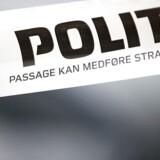 »Vi ved endnu ikke, hvor voldsomt det var, for kvinden er meget chokeret og husker ikke meget fra overfaldet,« siger vicepolitiinspektør Brian Belling, Københavns Politi.