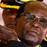 Zimbabwes præsident, Robert Mugabe.