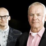 Christian og Thor Stadil - far og søn.
