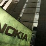 Nokia er på retræte i USA, hvor telefonerne ikke sælger nær så godt som i resten af verden. Foto: Scanpix