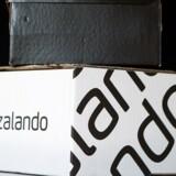 Zalando er Europas største tøjforretning på internettet. Reuters/Axel Schmidt