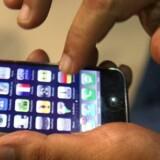 Orange må ikke have eneret på at sælge Apples iPhone-telefon, siger fransk domstol. Foto: Scanpix