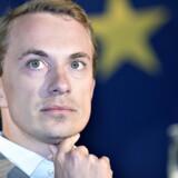 Morten Messerschmidt mener modsat Manfred Weber, at så længe politiske partier kan modtage EU-støtte, skal også højreekstremistiske partier have penge. (Arkivfoto: Jens Nørgaard Larsen)