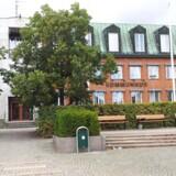 Rådhuset i Svedala.