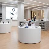 Humac-kæden åbnede i november butik i Illum i København, og 19. december åbner butik nummer 23 i Frederiksbergcenteret. Foto: Humac