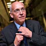 Telias topchef, Lars Nyberg, tror på et positivt 2010. Foto: Rune Evensen, Scanpix