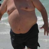 Der bliver flere overvægtige danskere, og kvinderne haler ind på mændene, når det gælder svær overvægt. Free/Colourbox
