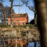 Den Røde Cottage, Strandvejen 550, 2930 Klampenborg