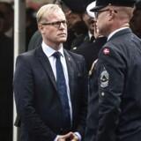 Forsvarminister Carl Holst