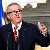 Jean-Claude Juncker er under kritik, fordi EU ikke har leveret tilstrækkelige resultater i håndteringen af de største kriser.