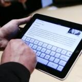 Apple vil kunne sænke prisen på iPad hurtigt, hvis det viser sig at blive nødvendigt. iPad er nemlig billig at fremstille.
