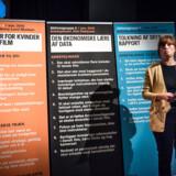 Christina Rosendahl og foreningen af Danske Filminstruktører mener at det ulønnede arbejde har grebet om sig