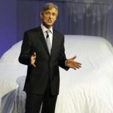 John Krafcik, der tidligere har stået i spidsen for Hyundai i USA, skal nu koncentrere sig om selvkørende biler hos Google. Arkivfoto. Mario Anzuoni, Reuters/Scanpix