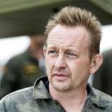 Peter Madsen blev lørdag i Københavns Byret fængslet i 24 dage for uagtsomt manddrab. Politiet mener, at han har forvoldt den 30-årige svenske journalist Kim Walls død. (Foto: Bax Lindhardt/Scanpix 2017)