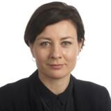Erhvervsjournalist Signe Ferslev Pedersen.