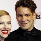 Skuespillerinden Scarlett Johansson skal skilles fra ægtemanden, Romain Dauriac, som hun blev gift med i 2014. Reuters/© Regis Duvignau / Reuters