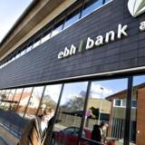 Det er den såkaldte ebh-sag, det drejer sig om. Her var otte ledende bankfolk fra ebh bank, Sparekassen Kronjylland og Morsø Sparekasse tiltalt for kursmanipulation, mandatsvig og bedrageri.