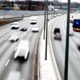 (ARKIV) Motorring 3 i København den 15. marts 2012. Trafikken på motorvejene vokser markant. På bare 10 år er der kommet næsten en tredjedel flere personbiler og lastbiler på de største hjemlige motorveje. På de mest belastede strækninger er trafikken vokset 40-45 procent, viser nye tal. Det skriver Ritzau, tirsdag den 3. juli 2018.. (Foto: Linda Kastrup/Ritzau Scanpix)