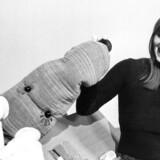 Arkivfoto: Sangerinden Trille er efter kort tids kræftsygdom død 71 år gammel