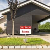 Beliggenhed, pris og udbud er afgørende for, om sommerhuset bliver solgt. Foto: Home